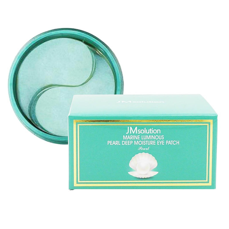 Гидрогелевые патчи  JMsolution Marine Luminous Pearl Deep Moisture Eye Patch