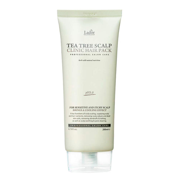 Маска для волос La'dor Tea Tree Scalp Clinic Hair Pack 200 ml