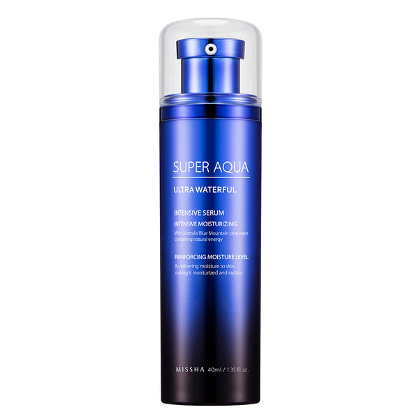 Сыворотка увлажняющая MISSHA Super Aqua Ultra Waterful Intensive Serum 40 ml
