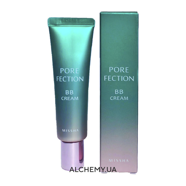 BB-крем для жирной кожи MISSHA Pore Fection BB Cream SPF30 PA++ Alchemy.com.ua