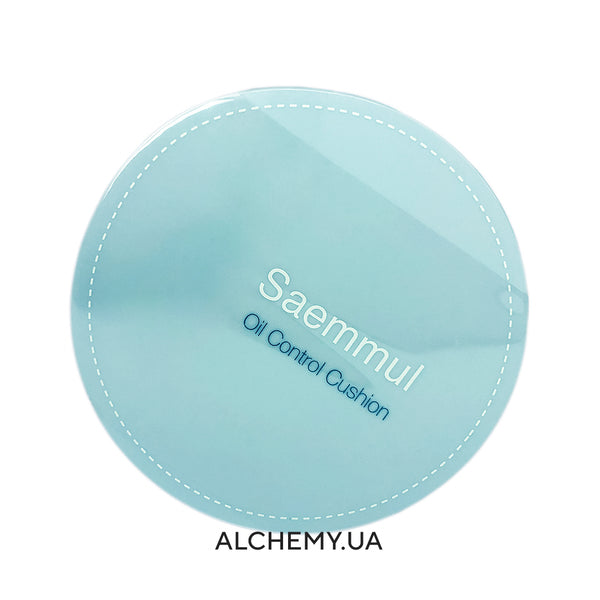 Кушон для жирной кожи The SAEM Saemmul Oil Control Cushion SPF50+ PA+++ Alchemy.com.ua