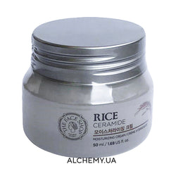 Легкий ежедневный крем THE FACE SHOP Rice & Ceramide Moisturizing Cream 50ml