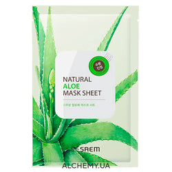 Тканевая маска THE SAEM Natural Mask Sheet Aloe