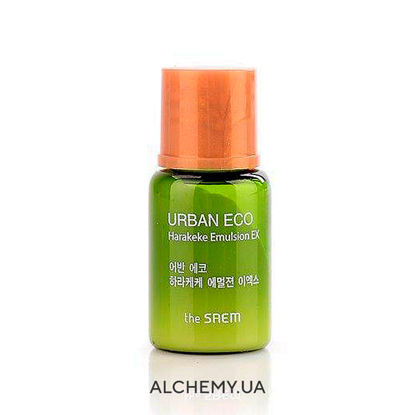 Пробник эмульсия THE SAEM Urban Eco Harakeke Emulsion Alchemy.com.ua