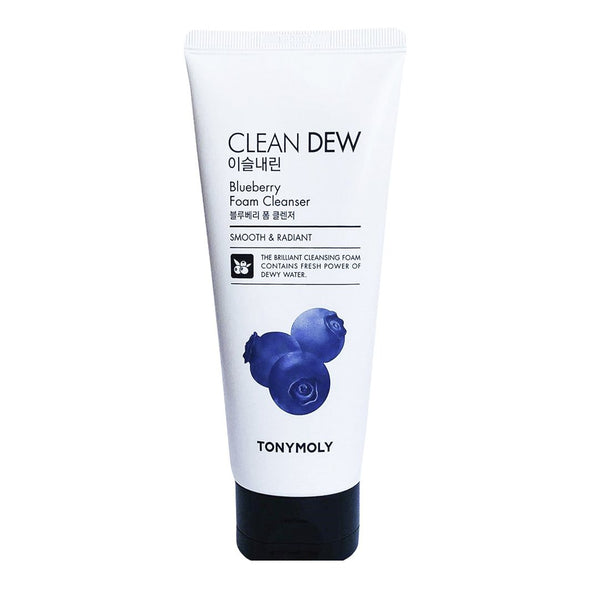 Penka dlya umyvaniya s chernikoj TONYMOLY Clean Dew Foam Cleanser 180ml Blueberry