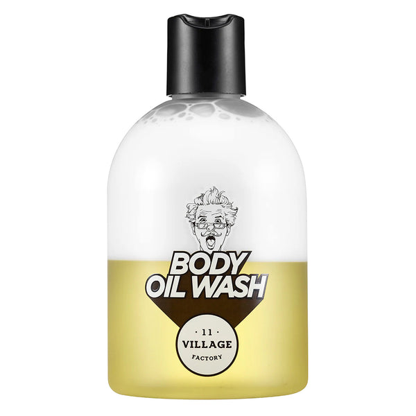 Гель-масло для душа Village 11 Factory Relax Day Body Oil Wash 300 ml