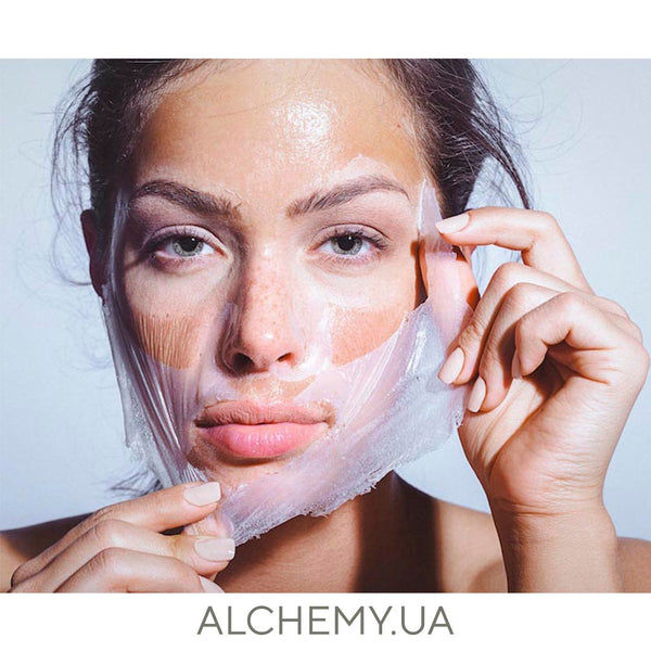 Маска-пленка для гладкой кожи The Face Shop Baby Face Smoothing Peel Off Mask 50 ml Alchemy.com.ua