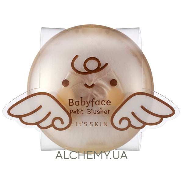 СРОКИ! Румяна It`s Skin Babyface Petit Blusher 01 Lovely Pink Alchemy.com.ua