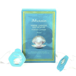 Энзимная пудра с жемчугом JM Solution Marine Luminous Pearl Deep Moisture Powder Cleanser 3.5g Alchemy.com.ua