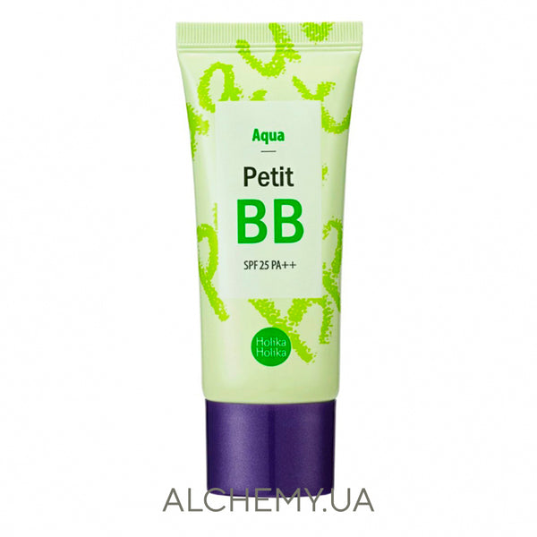 Освежающий BB крем Holika Holika Petit BB Aqua 30ml Alchemy.com.ua