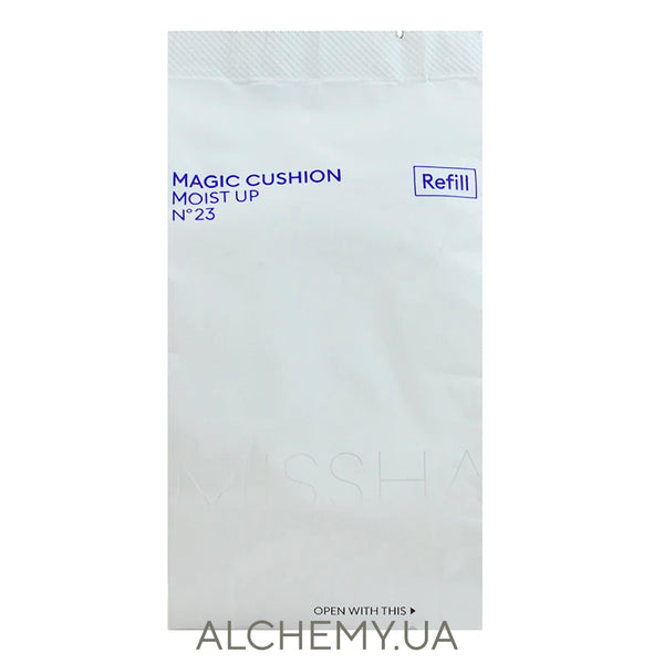 Рефилл (запасной блок) кушона Missha M Magic Moist Up SPF50+/PA+++ Refill №23 Alchemy.com.ua