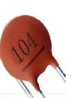 100nF 50V Ceramic Disc Capacitors