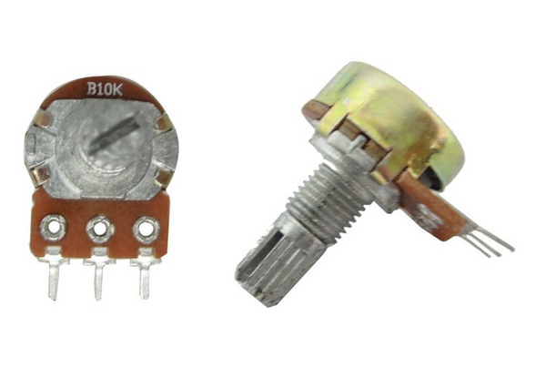 100K potentiometer 15mm shaft