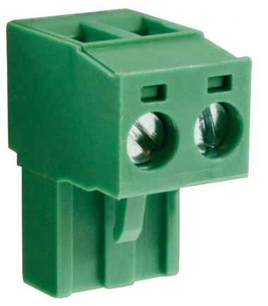 2 way plug terminal block 5.08mm