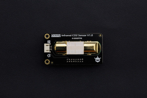 Analog Infrared CO2 Sensor For Arduino (0~5000 ppm)