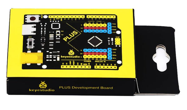 Arduino Compatible Uno R3 Plus Board