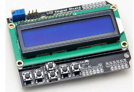 Arduino LCD 1602 Shield