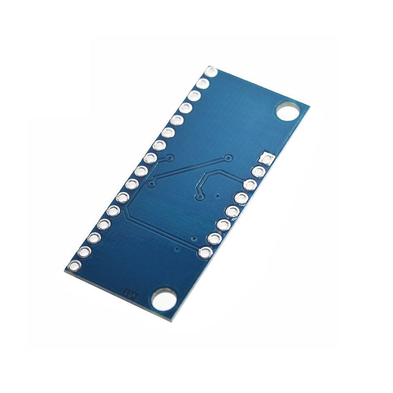 CD74HC4067 high speed CMOS 16 channel Analog/Digital multiplexer
