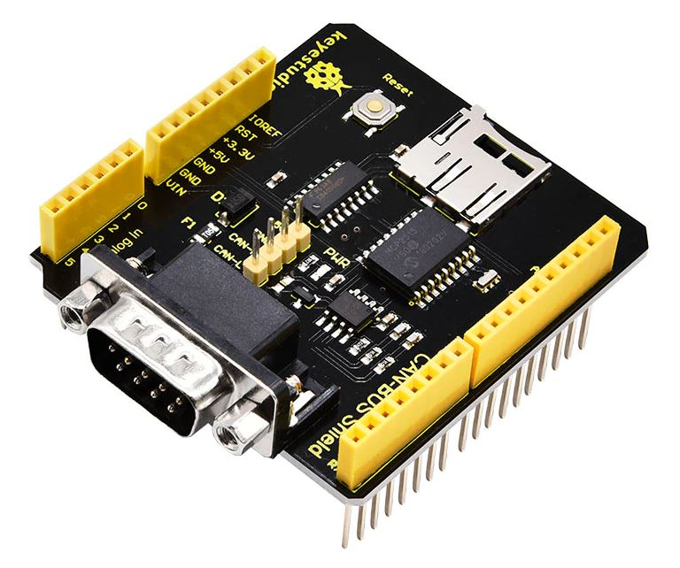 CAN Bus Shield for Arduino