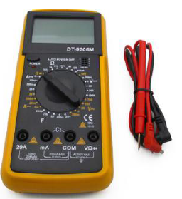 DT9205M Digital Multimeter