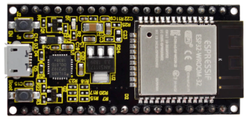 ESP32 WROOM-32 Module Core Board