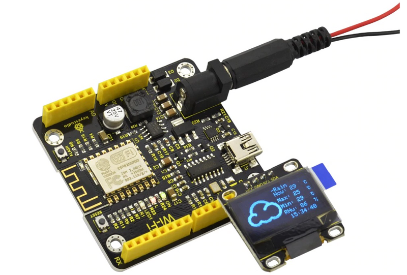 ESP8266 WI-FI Development Board