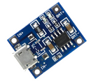 TP4056 1A Lipo Battery Charging Board Micro USB