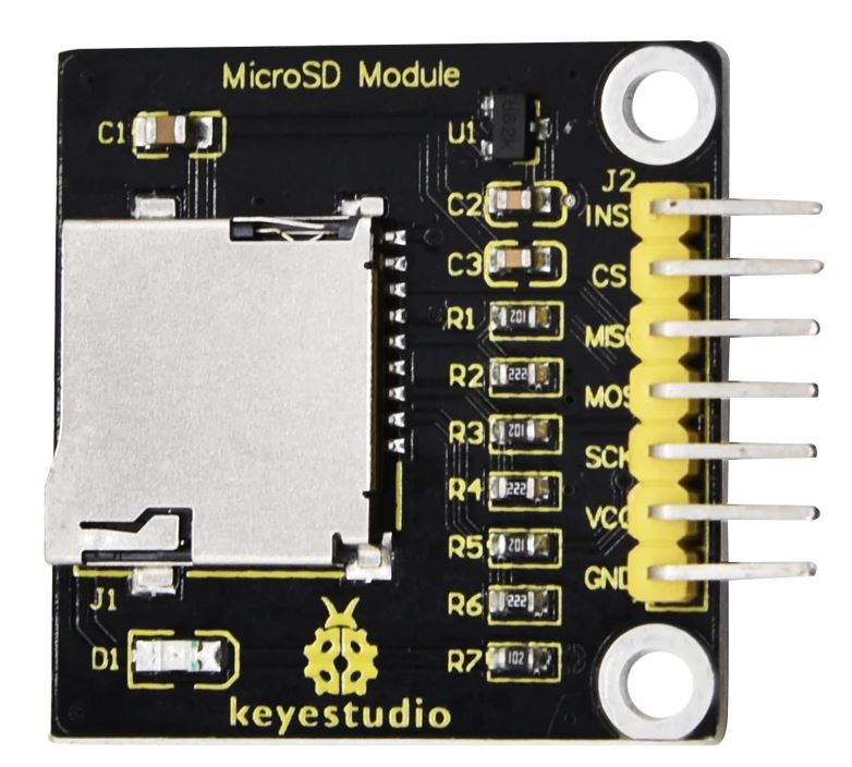 Micro SD TF Card Memory Shield Module