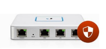 Ubiquiti UniFi Security Gateway, 500MHz CPU, 512MB RAM, (3) 2Gb LAN