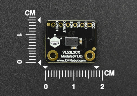 Fermion: VL53L3CX ToF Distance Ranging Sensor (Breakout)