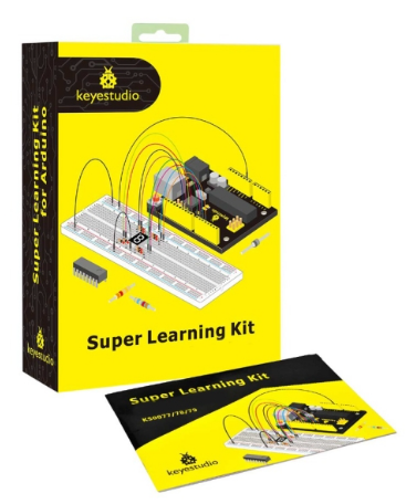 Arduino Super Learning Kit