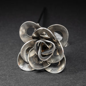 Dozen Metal Roses, Recycled Metal Roses, Steampunk Roses, 12 Immortal Roses, Wedding Bouquet.