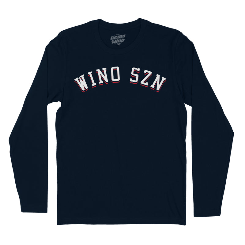 Wino Szn Long Sleeve T-shirt