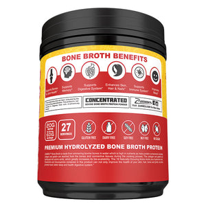 Hydrolyzed Bone Broth Protein