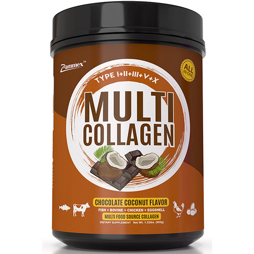 Multi-Collagen Protein Powder
