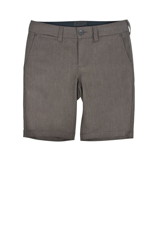 TAILORED WOOL BLEND SHORT