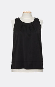 SUMMER WOOL BLEND SLEEVELESS TOP