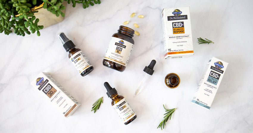 An Unbiased Product Review for Garden of Life CBD