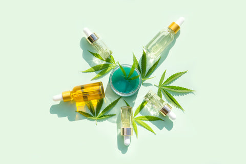 CBD comes in a range of products, including capsules, tinctures, and gummies.