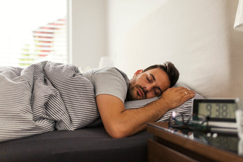 Research shows that cannabinoids could improve sleep quality and lessen sleep disturbances.