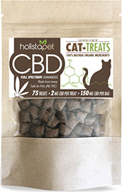 HolistaPet CBD Cat Treats