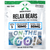 CBD Relax Bears On the Go (50 mg CBD per bag) (10 mg CBD per gummy) (5 Gummies) by Green Roads