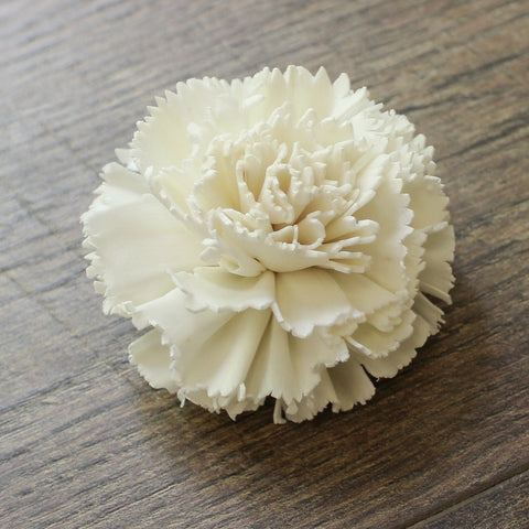 "Image of Carnation - 2.5"" - Wood Flowers Co."