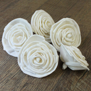 "Classic Rose - 2.5"" - Wood Flowers Co."