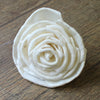 "Classic Rose - 3"" - Wood Flowers Co."