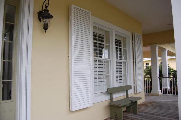 Colonial Shutter Empire Shutters