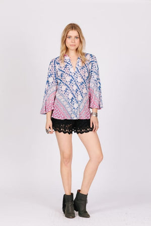 RAGA NEW MOON TOP - TOP - $75 - $100 APPAREL BLOUSES MODALYST SHIRTS