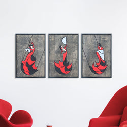 WoodArt - Carmen (3 pieces)