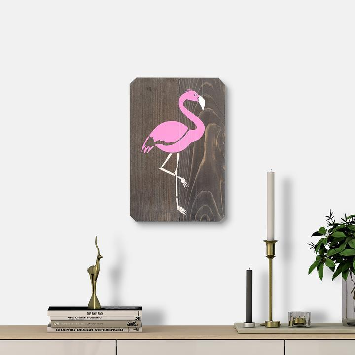WoodColor - Flamingo