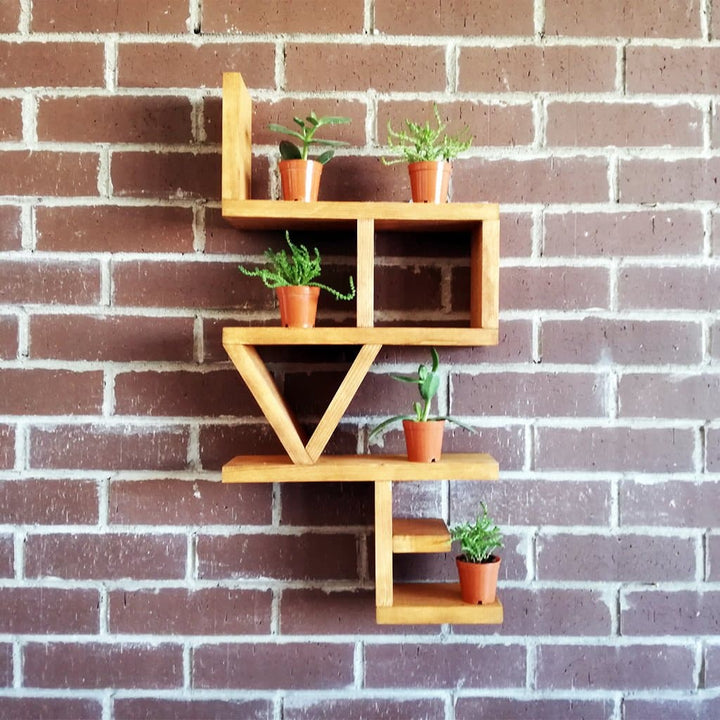 WoodColor - Love Shelf